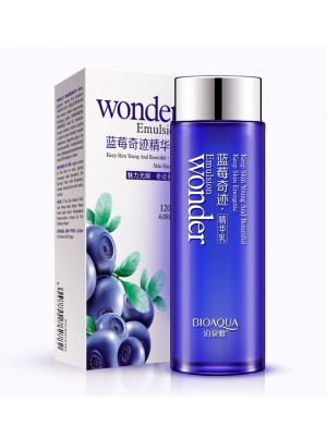 Bioaqua Wonder Emulsion Hyaluronic Acid Cream 泊泉雅蓝莓美肌精华乳